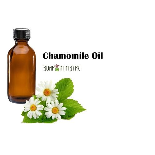 Chamomile Infused Olive Oil 100ml