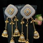 Indo fusion earings