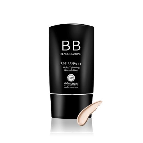 Heynature Black Diamond Moist Tightening BB Cream - 40g