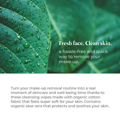 Avril Organic Cleansing Wipes