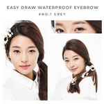 Heynature Hey-Pop Easy Draw Waterproof Eyebrow No.1 Gray