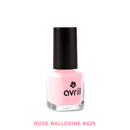 Avril Nail Polish Rose Ballerine 629 - 7ml