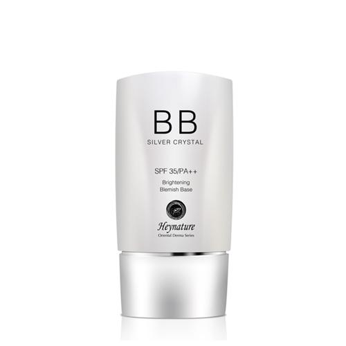 Heynature BB Cream Silver Crystal - 40g