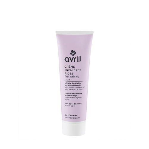 Avril Organic First Wrinkle Cream - 50ml