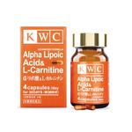 KWC Alpha Lipoic & L-Carnitine - 120 capsules