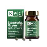 KWC Seaweeds  Green - 150 tablets