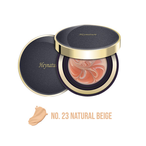 Heynature Marble Essence Pact (No.23 Natural Beige) - 11g