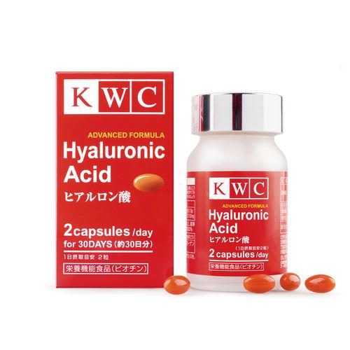 KWC Hyaluronic Acid - 60 capsules