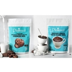DOUBLE CHOCO CHUNK COOKIE + INSTANT MUG CAKE MIX