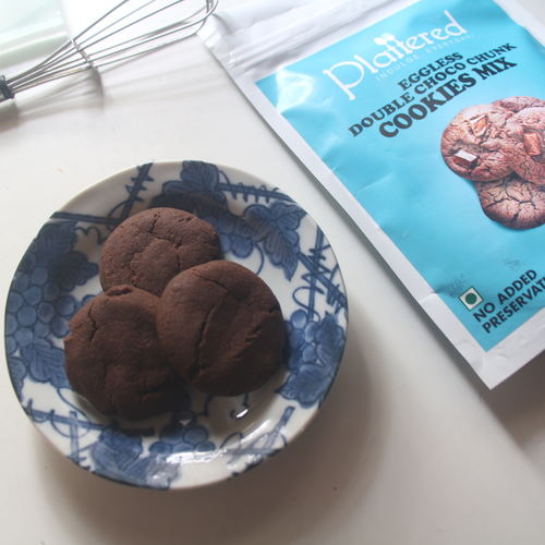 Double Choco Chunk Cookie Mix