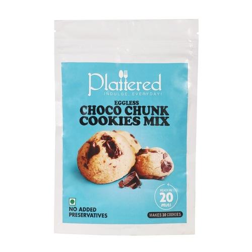 Eggless Choco Chunk Cookie Mix