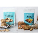 CHOCO CHUNK COOKIES MIX + VEGAN BANANA BREAD MIX