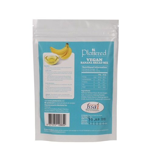 Vegan Banana Bread Mix