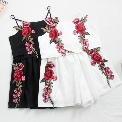 Rosie Embroidery (2 Piece Set)