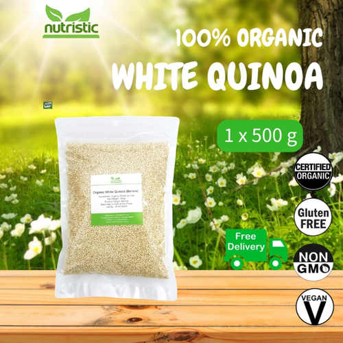 Organic White Quinoa 500g