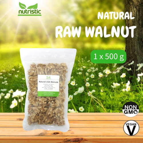 Natural Raw Walnut 500g