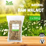 Natural Raw Walnut 500g