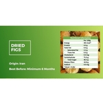 Dried Figs [500g] - Value Pack