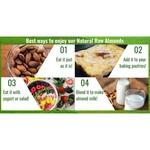 Natural Raw Almond [500g] x2 - Value Bundle 1+1