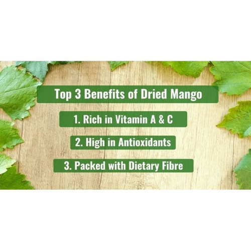Dried Mango 500g x2 - Value Bundle 1+1