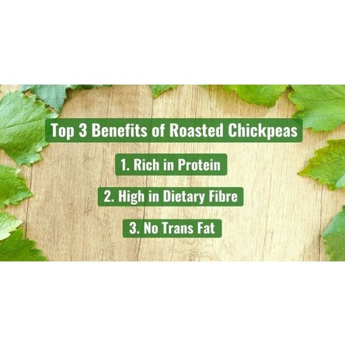Roasted Chickpeas [500g] - Value Pack