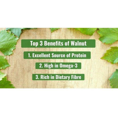 Natural Raw Walnut [500g] x2 - Value Bundle 1+1