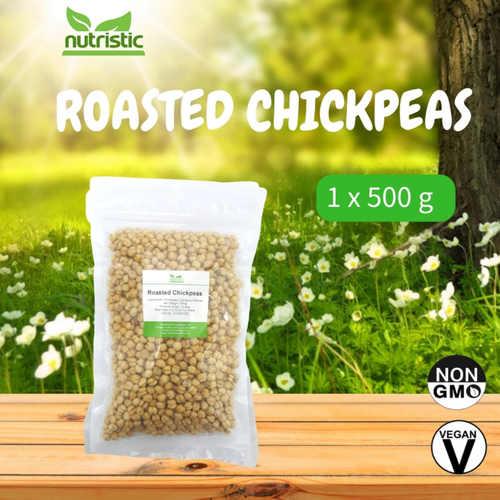 Roasted Chickpeas 500g - Value Pack