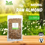 Natural Raw Almond 500g