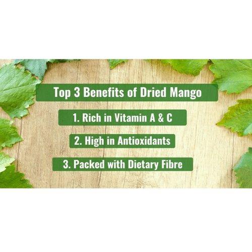 Dried Mango 500g - Value Pack
