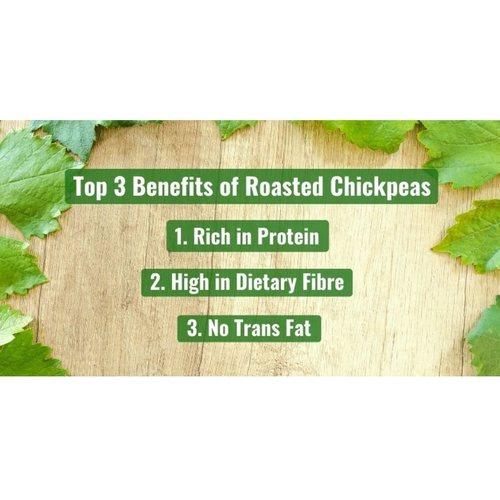 Roasted Chickpeas [500g] x2 - Value Bundle 1+1