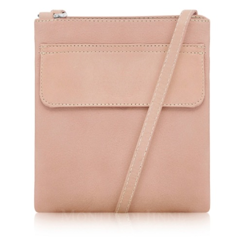 Italian Leather Small Crossbody Bag