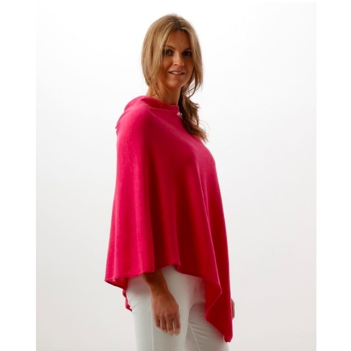 100% Cotton (Greenpeace Detox Fashion)  Poncho