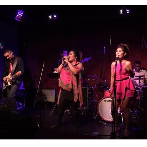 Rock The Stage with a live band - lead & backing vocal courses