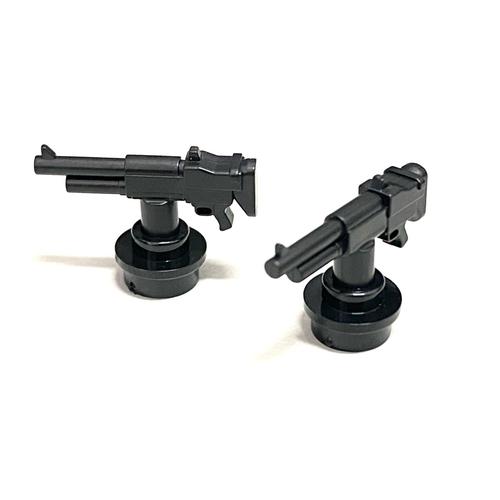 M60 Machine Gun - Mini-scalePack of 10