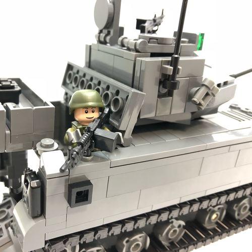 PRE-ORDER Bionix II Armoured Fighting Vehicle Minifigure Scale - 307