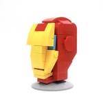 Iron Man Mk 3/War Machine Mini Head Bust - 706