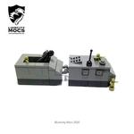 Bronco ATTC with Motar - Mini Building Kit SG1004