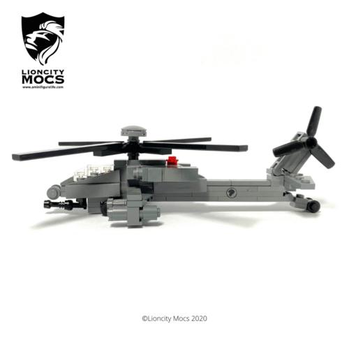 AH-64D Apache Longbow - Mini Building Kit SG2014