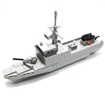 Fearless Class Patrol Vessel Microscale - Instructions