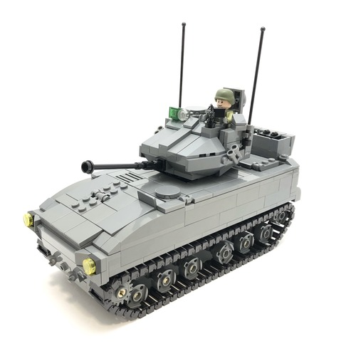 PRE-ORDER Bionix II Armoured Fighting Vehicle Minifigure Scale - 307