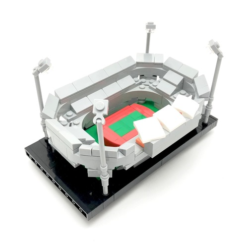 (Pre-order)Old Kallang National Stadium Microscale - 604