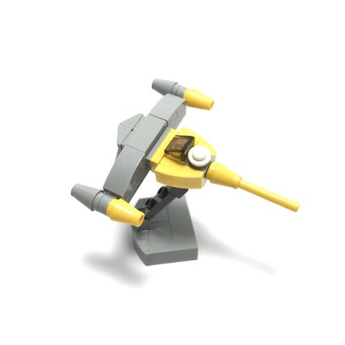 Naboo Starfighter Microscale - 708
