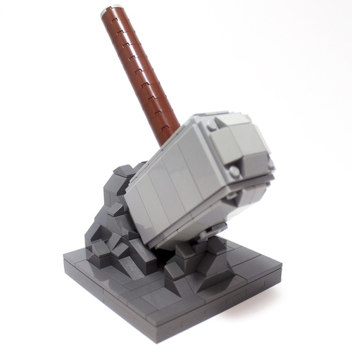 Thor's Hammer - Mini Version - Instructions