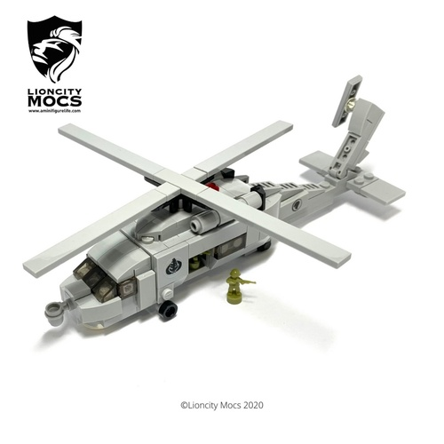 SH-70B Seahawk - Mini Building Kit SG3001
