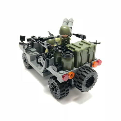Light Strike Vehicle Minifigure Scale - 309