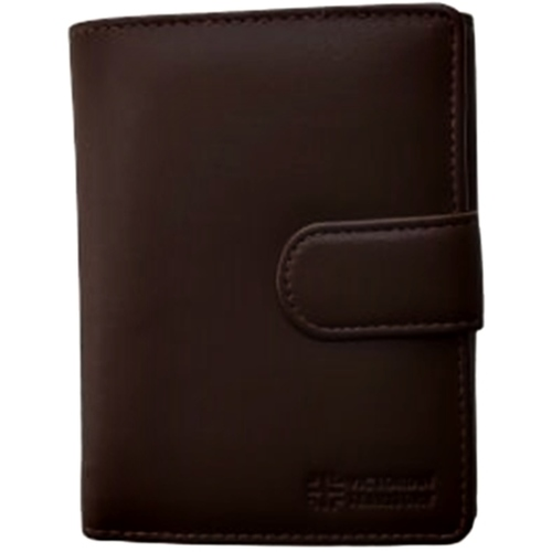 Fiona Small Wallet Brown