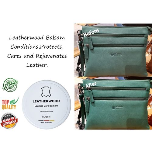LEATHERWOOD Balsam Classic, 250 ml . Leather Conditioner