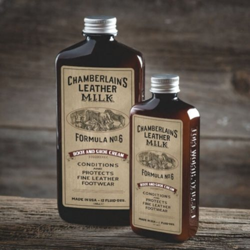LEATHER BOOT & SHOE CONDITIONER 12 oz
