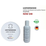 Leatherwood Cleaner & Leatherwood Classic Balsam Value Set