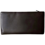 Amy Long  Wallet Brown